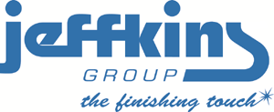 Jeffkins Group – Commercial Lining & Fitout | Residential Rendering Logo